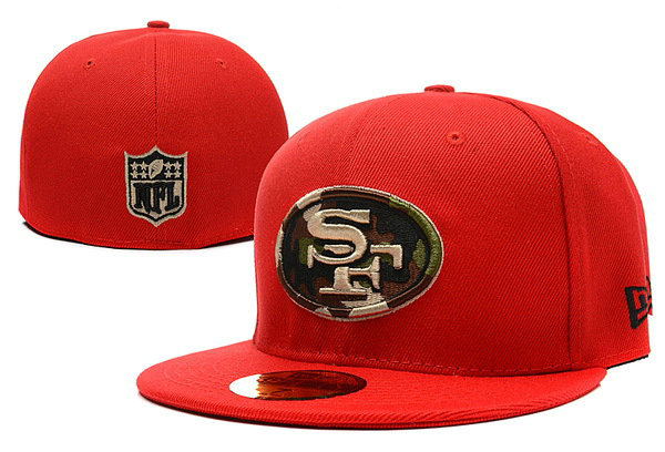 San Francisco 49ers 59FIFTY Hat XDF